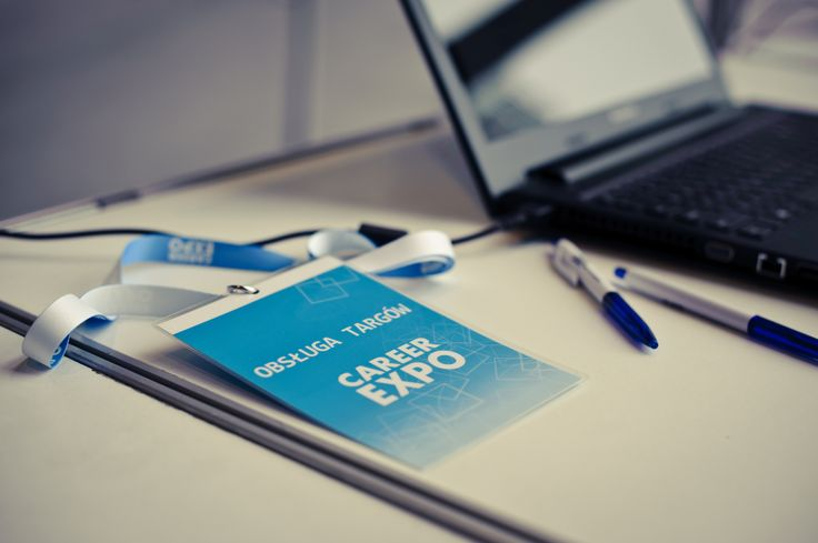 Identyfikator Career EXPO w praktyce