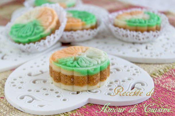 Kefta gâteau algérien sans cuisson Bonjour tout le monde,  Cette année, j'ai pas le temps pour ...