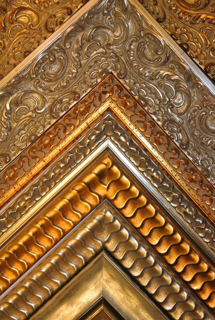 M s de 1000 ideas sobre marcos antiguos en pinterest for Molduras para espejos online
