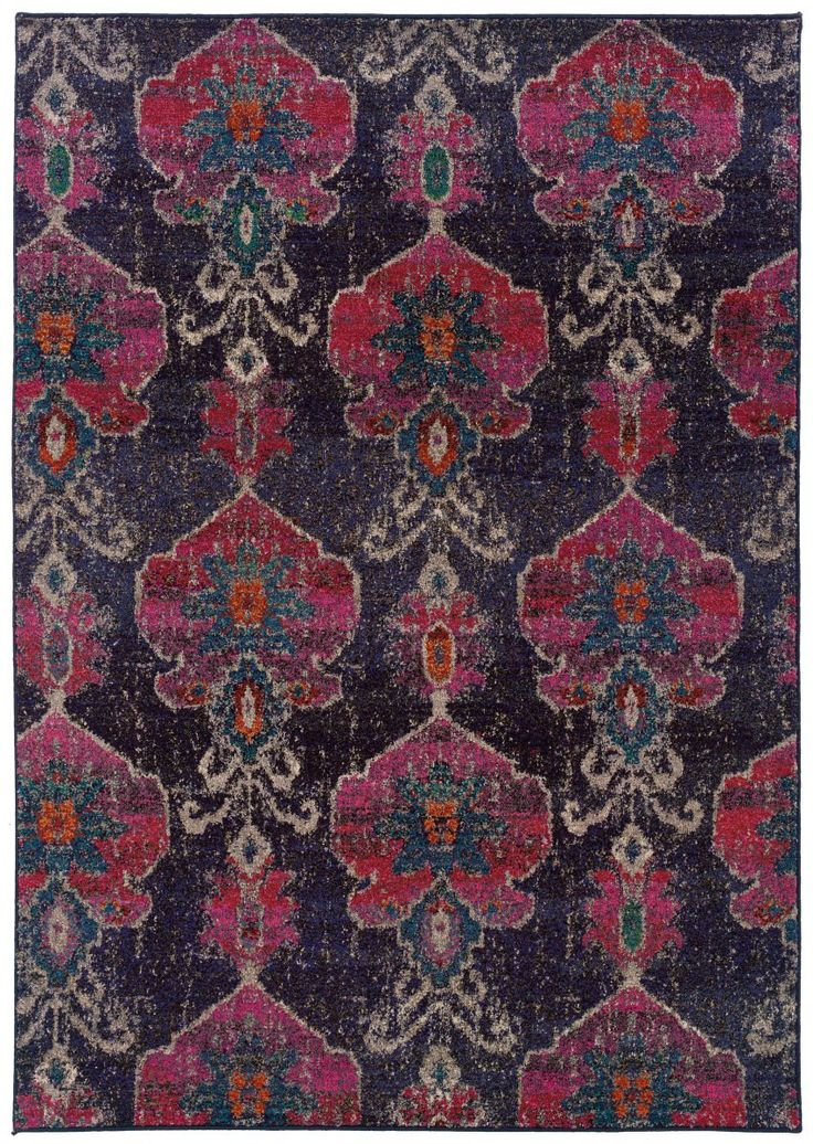 Kaleidoscope by Sphinx is a new cross-woven collection of textured polypropylene with up to 65 colors per rug. Designs showcase a dramatic array of bright, featuring vibrant colors such as sunshine yellow, tangerine, hot pink and bright poppy, while...