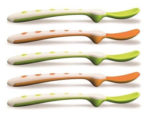 NUK Rest Easy Spoons - 5 Pack