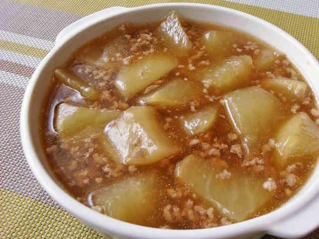 温まる~!大根と豚ひき肉のトロトロ煮の画像