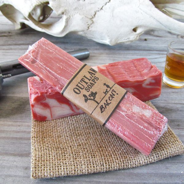 bacon soap...