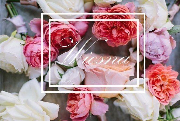 Troszeczkę Szczęścia: • Bukiety Ślubne - Wiosna •