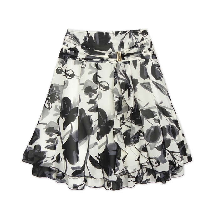 Aliexpress.com : Buy Free Shipping!!!2013 summer a floral print skirt midguts female bust skirt chiffon pleated skirt on Mom! Please, say yes!!!. $38.58