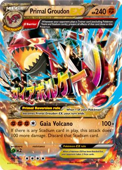 XY Series XY—Primal Clash | Trading Card Game | Pokemon.com