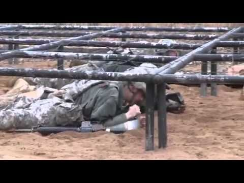 Army Basic Combat Training (Fort Sill) - YouTube