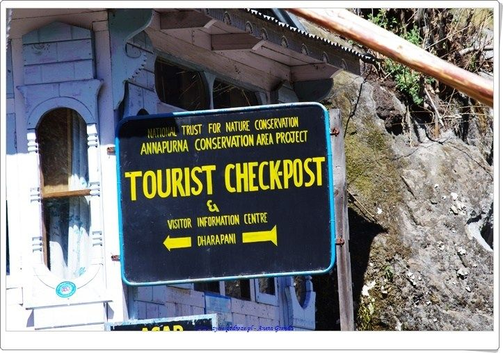 Im dalej pójdziemy, tym lepiej siebie poznamy, czyli nasz trekking dookoła Annapurny - część 1 ...   Życie i podróże