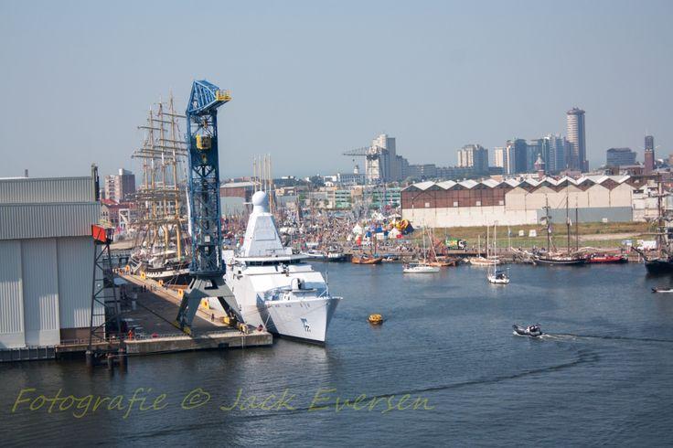Overzicht Scheldeterrein #Sail de Ruyter #fotografie Jack Eversen