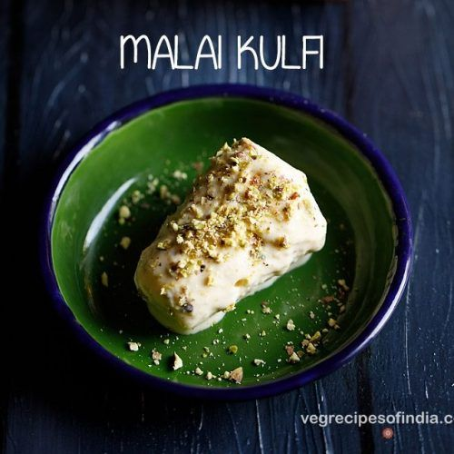 Malai Kulfi Recipe With Step By Step Photos Easy And Delicious Malai Kulfi Recipe Made Without Condensed Mi Kulfi Recipe Malai Kulfi Recipe Kulfi Recipe Easy