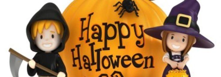 Хэллоуин-вечеринка для детей