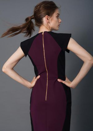 cap-dress-plum-back