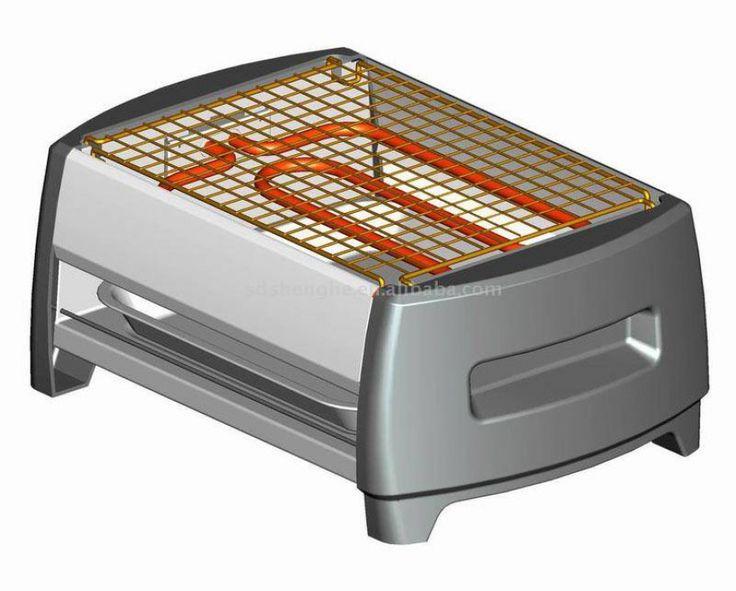 electric bbq grills