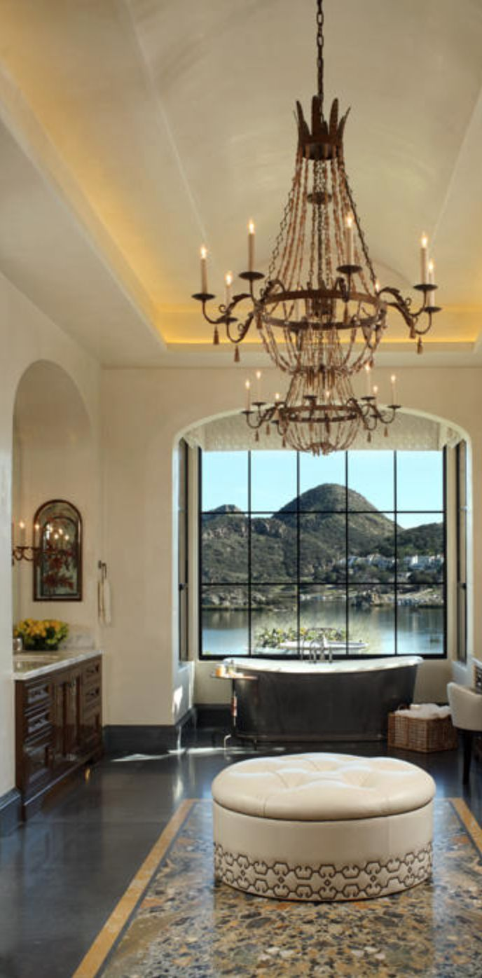 566 best powder rooms bathrooms images on pinterest powder old world mediterranean italian spanish tuscan homes decor