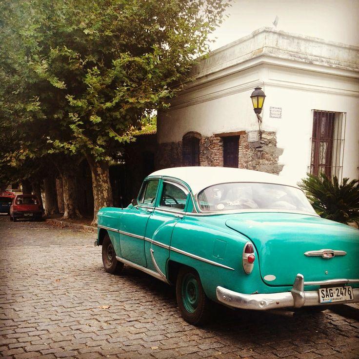 Colonia Del Sacramento- Carros antigos