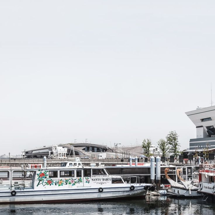 FOA, AZPML, Farshid Moussavi Architecture, Rasmus Hjortshøj · Yokohama Port Terminal