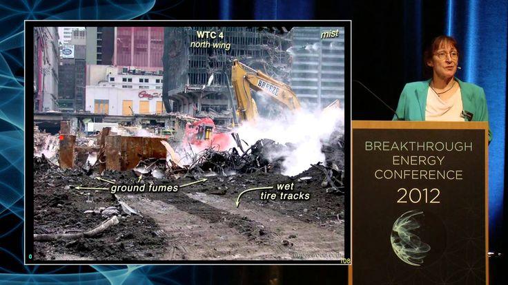 Dr Judy Wood : Evidence of breakthrough energy technology on 9/11