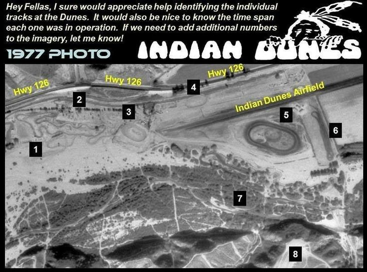 Image result for indian dunes motorcycle park movie sets