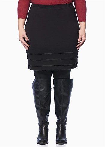 #TS Matrix Tube Skirt #plussize #curvy #takingshape