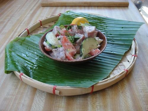 Coconut Ceviche (Poisson' Cru)