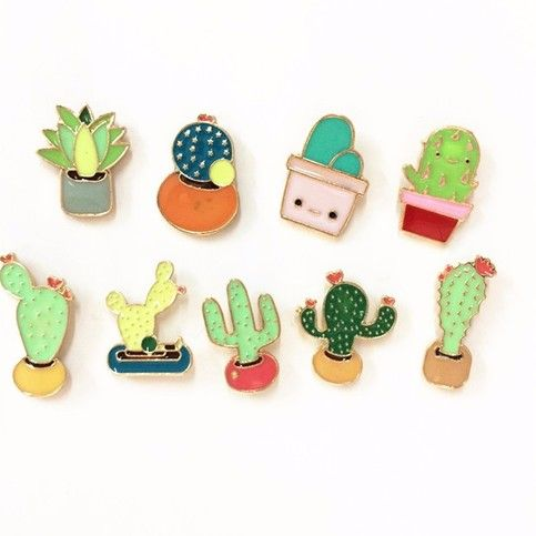 Succulent+addict+or+just+a+hipster+that+enjoys+tumblr-y+things?+Either+works.+Hell,+you+really+just+have+to+think+the+pins+are+cute+to+want+them.+Anyways,+pick+up+yours+today!+They+look+great+on+purses,+backpacks,+shirts,+jackets,+and+more!  Size:+ This+item+is+shipped+from+Hong+Kong+and+will+...