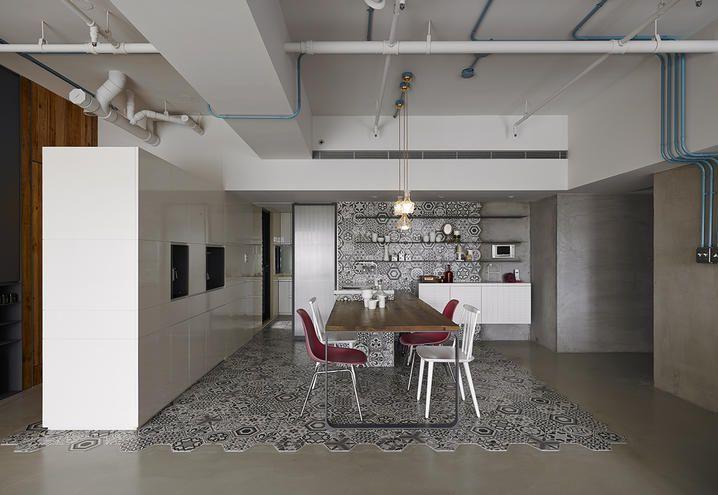stile-eclettico-casa-trasformabile-taipei-living