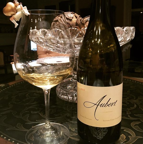 Aubert. 2013.  winegram.it share your wine