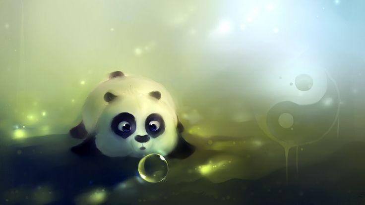 Angela WilKinson - cute baby panda wallpapers for mac desktop - 1920 x 1080 px
