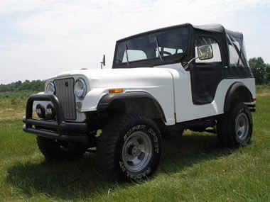 Jeep CJ5 Parts | Jeep CJ7 Parts | Scrambler Parts