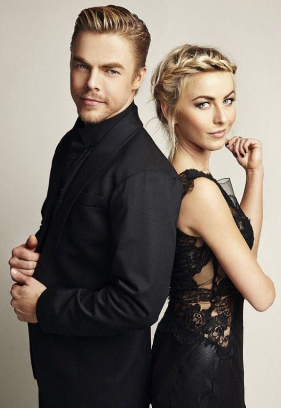 Derek and Julian Hough My two fav dancers!! Oh I wish their tour wasn't sold out in Nola!