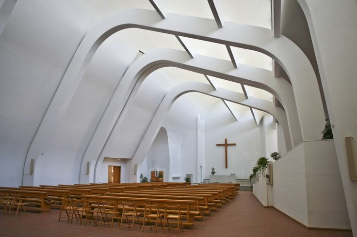 Riola Parish Church - Alvar Aalto