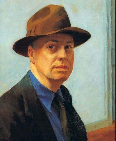 """Edward Hopper (1882-1967) """"La seule qualité artistique qui survive est une vision personnelle du monde. Les techniques passent, la personnal..."""