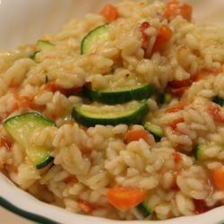 Arroz con Zucchini @ allrecipes.com.ar