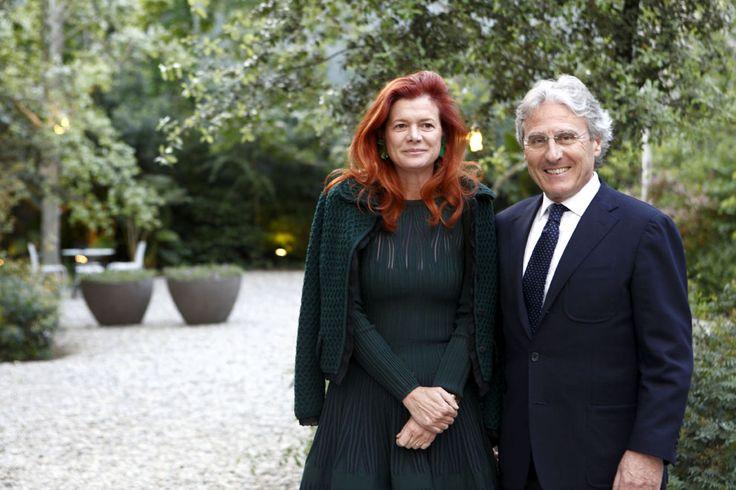 Lady di stile. Intervista a Elena Ochoa Foster fondatice di Ivorypress e moglie dell'archistar Norman Foster