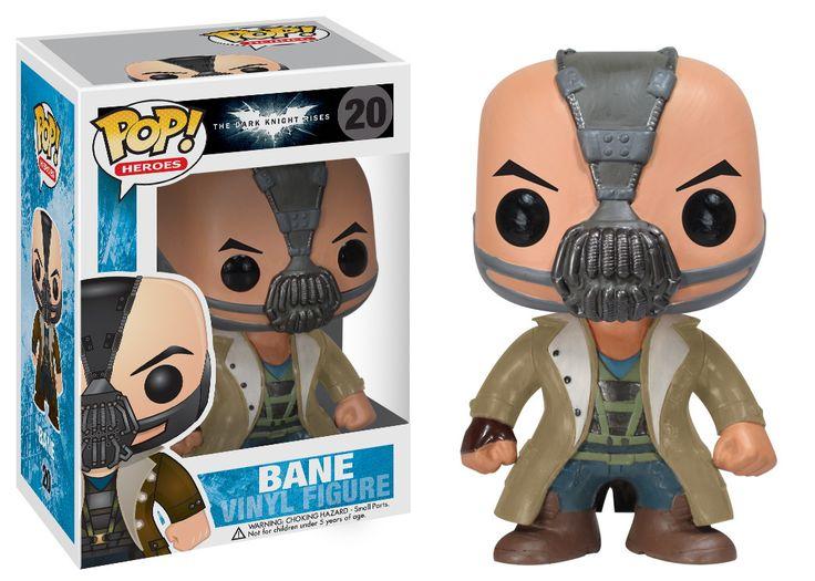 Win a rare Dark Knight Rises Bane Funko Pop! from Gemr | Killer Kitsch