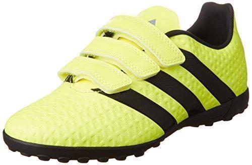 Oferta: 39.95€. Comprar Ofertas de adidas Ace 16.4 TF J H&L, Botas de Fútbol de Entrenamiento Para Niños, Amarillo (Amasol / Negbas / Plamet), 31 EU barato. ¡Mira las ofertas!