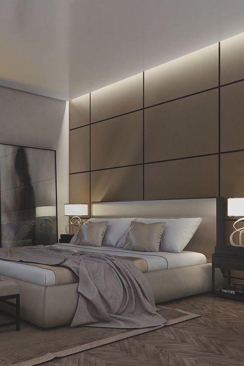 Penthouse in Berlin by Ando Studio | Bedroom Decor Ideas | Decor Ideas | Modern Bedrooms | Luxury Design | Luxury Furniture | Boca do Lobo www.bocadolobo.com/en: