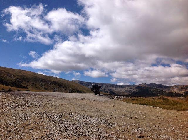 marqué par couleur: Les Balkans à moto-suite