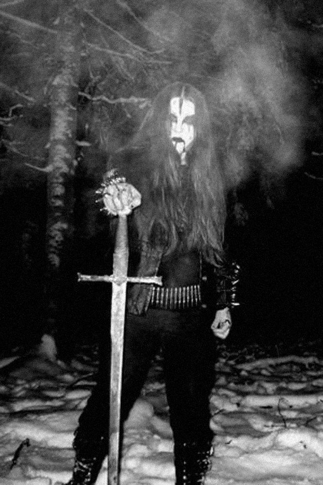 Hetroertzen (Åskväder) - Black Metal Chile