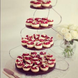 8 Amazing Cheesecake Wedding Cakes Ideas WEDDING CAKES