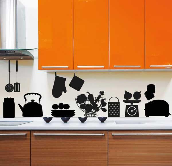 83 mejores imágenes de VINILOS en Pinterest   Vinilos, Cocina ...