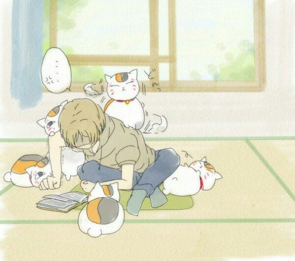 Nyanko Attack! Natsume's Book of Friends