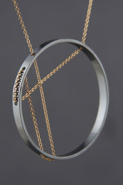 Jewelry by Vanessa Gade San Francisco-based metalsmith