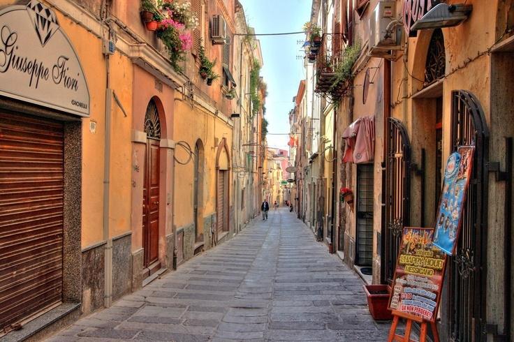 Sassari, Sardinia