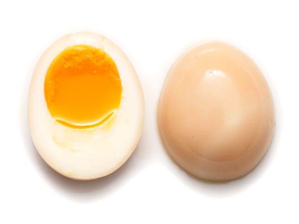 Ajitsuke tamago (marinated egg for Japanese ramen)