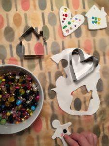 Ideer til DIY julepynt i børnehøjde