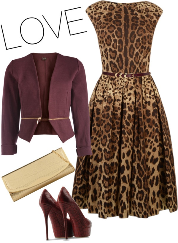 """Love the dress! The shoes should be more practical as our CO calls them """"prostitute chic""""."""