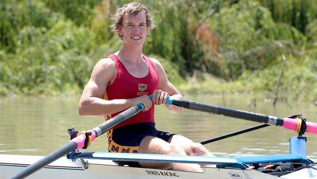 Australian Rower Jack Kelly
