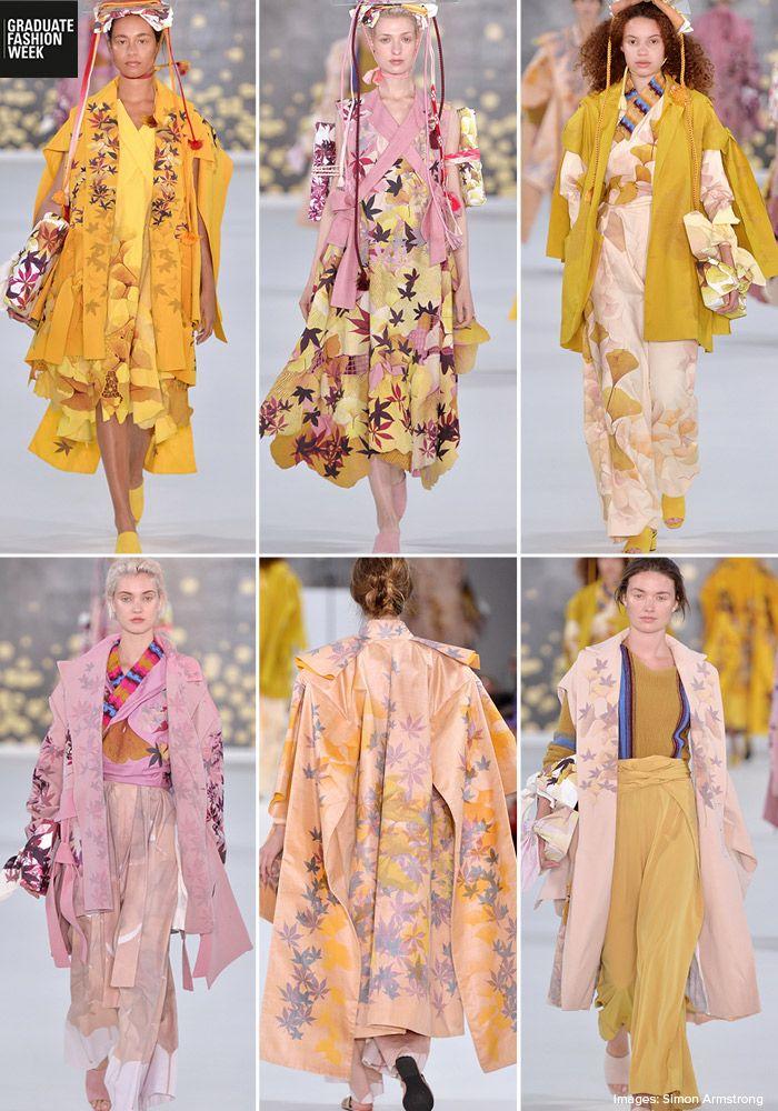 London Graduate Fashion Week 2017 – Print & Pattern Highlights - Irene D'Antonio - Edinburgh College of Art