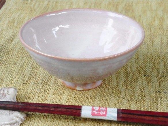 めし碗・小(紫)|食器|土和窯(つちわがま)|ハンドメイド通販・販売のCreema